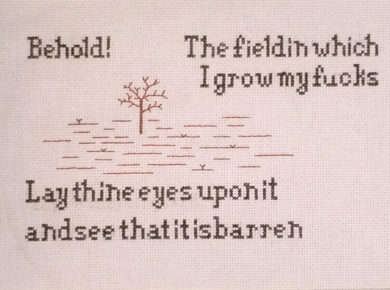 field of f